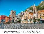 Belvedere Of Taormina And San...
