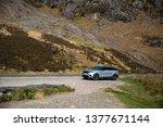 skye  scotland   april 9  2019  ...   Shutterstock . vector #1377671144
