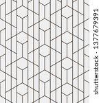 seamless vector pattern.... | Shutterstock .eps vector #1377679391
