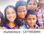 varkala  kerala  india  ... | Shutterstock . vector #1377803894