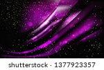 abstract cool purple defocused...   Shutterstock .eps vector #1377923357