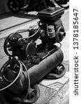 air compressor machine for...   Shutterstock . vector #1378185647