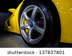 sports car | Shutterstock . vector #137837801
