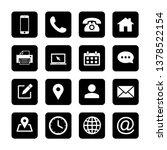 Web Icons Set. Web Design Icon...