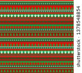 wrapping paper seamless pattern ... | Shutterstock . vector #1378548854