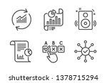 report  correct checkbox and... | Shutterstock .eps vector #1378715294