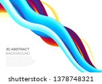 modern colorful background for... | Shutterstock .eps vector #1378748321
