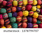 mullos or traditional straw... | Shutterstock . vector #1378794707