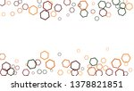 geometric background. simple... | Shutterstock .eps vector #1378821851