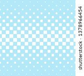 seamless pattern of cross and... | Shutterstock .eps vector #1378966454