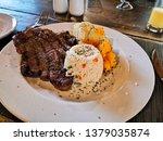 delicious african flavor | Shutterstock . vector #1379035874