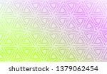 art deco geometric pattern with ... | Shutterstock .eps vector #1379062454
