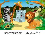 a vector illustration of a...   Shutterstock .eps vector #137906744