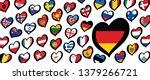 song festival euro songfestival ... | Shutterstock .eps vector #1379266721