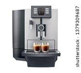 Espresso Coffee Machine...