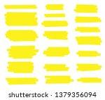 creative illustration of stain...   Shutterstock . vector #1379356094