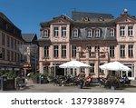 bingen am rhein  germany july ... | Shutterstock . vector #1379388974