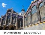 valencia  spain   april 11th...   Shutterstock . vector #1379395727