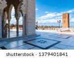 rabat   morocco   march 20 ... | Shutterstock . vector #1379401841