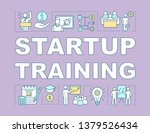 startup training word concepts...
