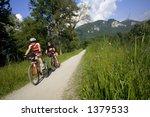biking in the country | Shutterstock . vector #1379533