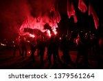 poland  czestochowa   30 march... | Shutterstock . vector #1379561264