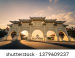 Front Gate Of Chiang Kai Shek...