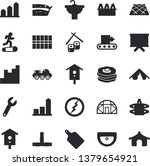 solid vector icon set   sink... | Shutterstock .eps vector #1379654921