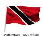 trinidad and tobago flag... | Shutterstock . vector #1379794301