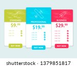 creative business plans web... | Shutterstock .eps vector #1379851817
