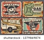auto service and car repair... | Shutterstock .eps vector #1379869874