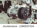 engine details close up | Shutterstock . vector #1380037424