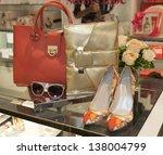 new york   may 9  display of... | Shutterstock . vector #138004799