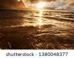 beautiful scene in tunnels... | Shutterstock . vector #1380048377
