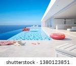 Modern Luxury Summer Villa Wit...