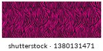 animal background pattern  ... | Shutterstock .eps vector #1380131471