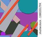 flat material design   creative ... | Shutterstock .eps vector #1380201794