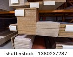 production department of a big... | Shutterstock . vector #1380237287