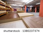 production department of a big... | Shutterstock . vector #1380237374