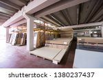 production department of a big... | Shutterstock . vector #1380237437