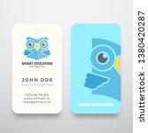 smart education abstract vector ...   Shutterstock .eps vector #1380420287
