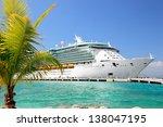 labadee  haiti   february 26 ... | Shutterstock . vector #138047195