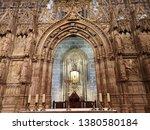 valencia  spain   december 20 ... | Shutterstock . vector #1380580184