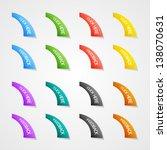 Set Of Clean Color Vector Clic...