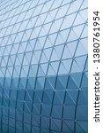 building structures aluminum... | Shutterstock . vector #1380761954