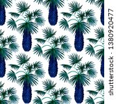 watercolor seamless pattern... | Shutterstock . vector #1380920477