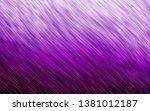 light purple vector template... | Shutterstock .eps vector #1381012187