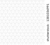 Hexagonal Tech Pattern ...