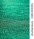 Green Glitter Texture...
