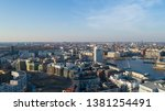 beautiful view of helsinki city ... | Shutterstock . vector #1381254491